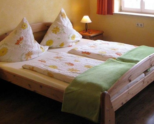 freie Hotel Zimmer am Altmühlsee
