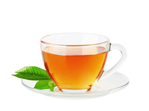 Viele verschiedene Teesorten im Restaurant am Altmühlsee