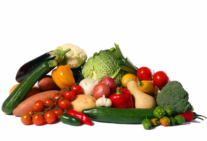 Leckeres Gemüse aus der Region fränkisches Seenland