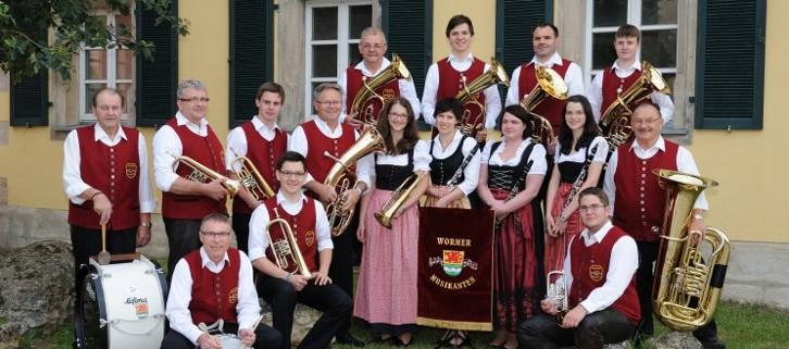 Blasmusik vom Altmühlsee