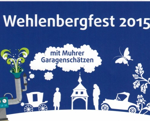 Wehlenbergfest in Muhr am See