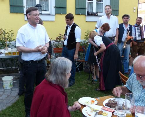 Gasthaus zum Hirschen am Altmühlsee