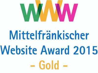 Sieger Website Award 2015