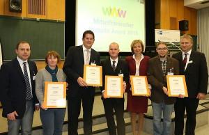 Sieger im Websiteaward 2015 Gasthaus & Pension zum Hirschen in Muhr am See