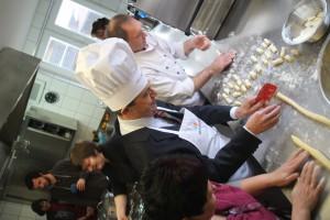 gemeinsam Kochen im Hirschen am Altmühlsee