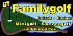 Minigolf im fränkischen Seenland