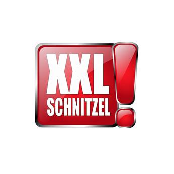 XXL-Schnitzel